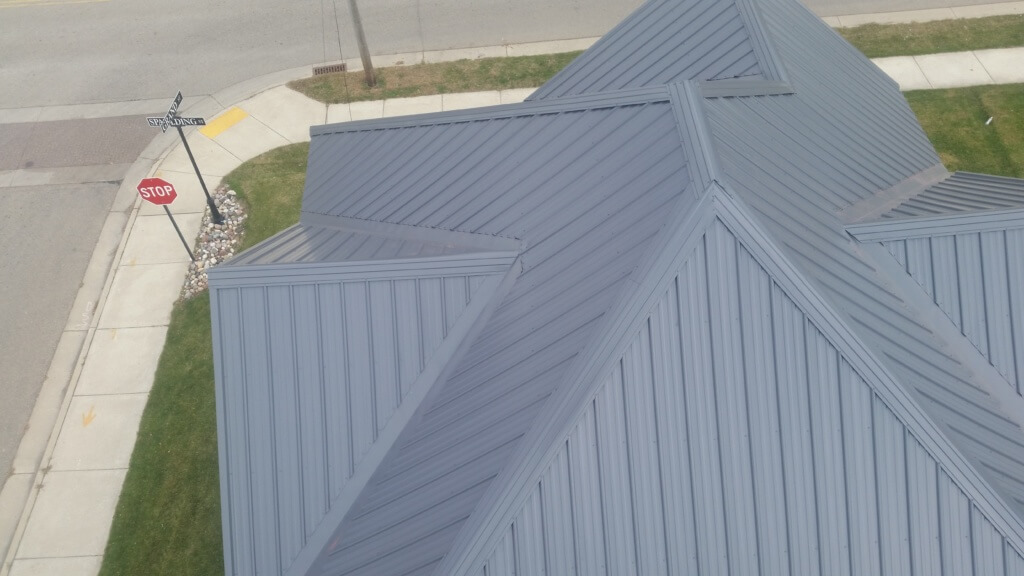 Residential Metal Roof System