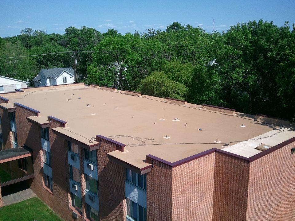 Duro-Last Flat Roof System Oshkosh, WI