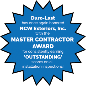 Duro-Last Master Contractor Award for Wisconsin Roofing Inspections