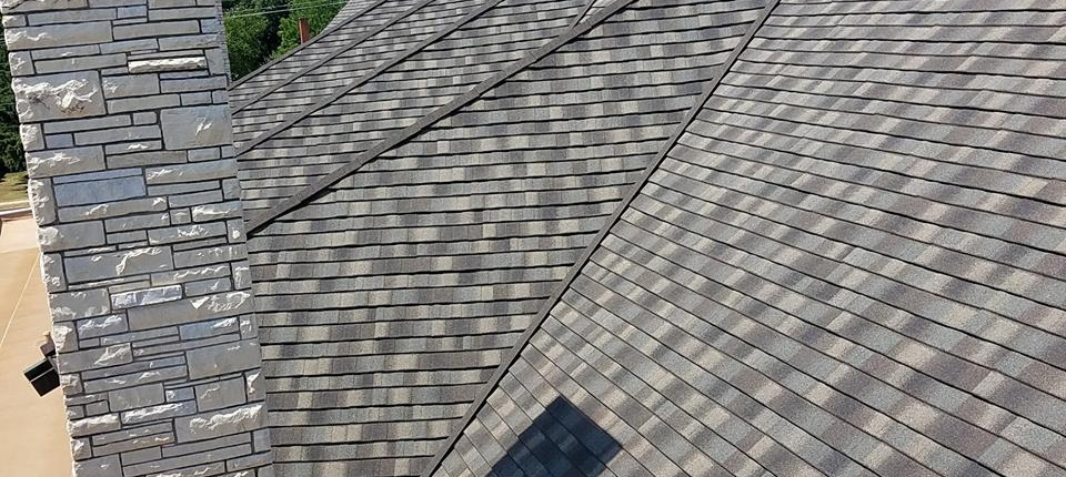 Stone-Coated Steel Shingle Roofing Installed by NCW