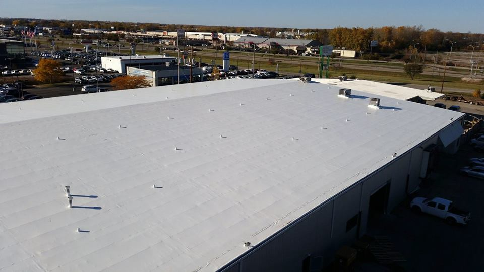 Wisconsin Flat Roof Systems