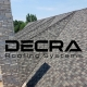 Decra Roofing Systems Logo Over Shingle Installation by NCW