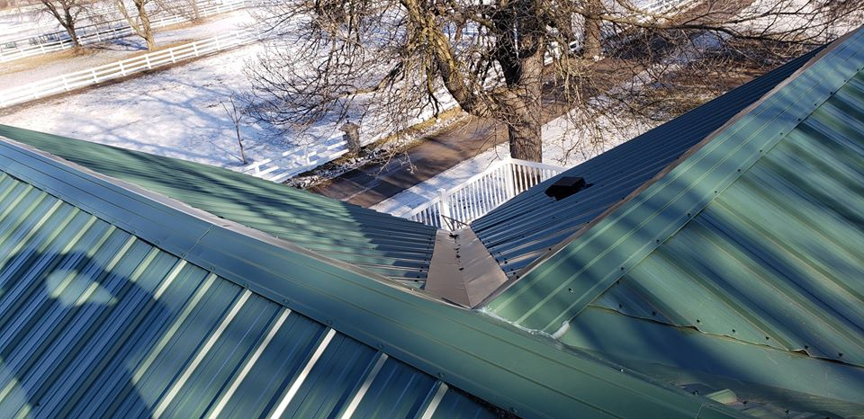 Fabral Residential And Agricultural Steel Roofing Ncw